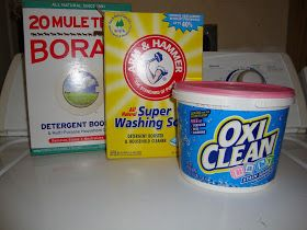 This Food = Love: Homemade Cloth Diaper Detergent {Homemade Cleaning Products}