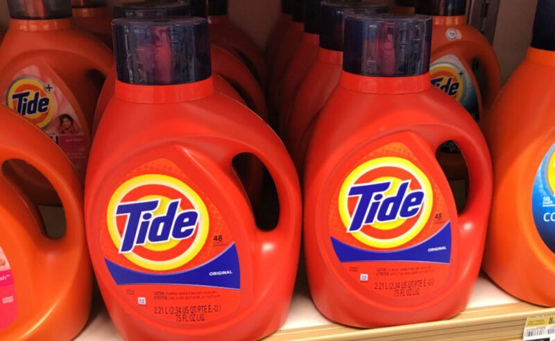 Tide Liquid Detergent Pods Downy Just 1 28 At Rite Aid Tide