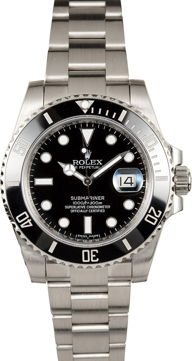 100 authentic buy a used rolex submariner 116610 oyster