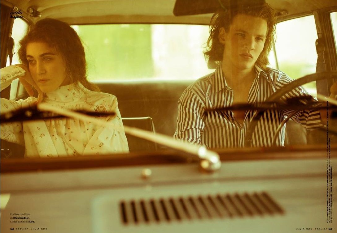 Style on the road #ETROMan #ETROEditorials #EsquireSpain