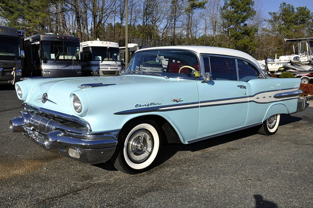 1957 Pontiac Chieftain for sale near Ashland, Virginia 23005 ...