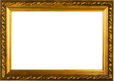 Gold Frame Border Png Picture