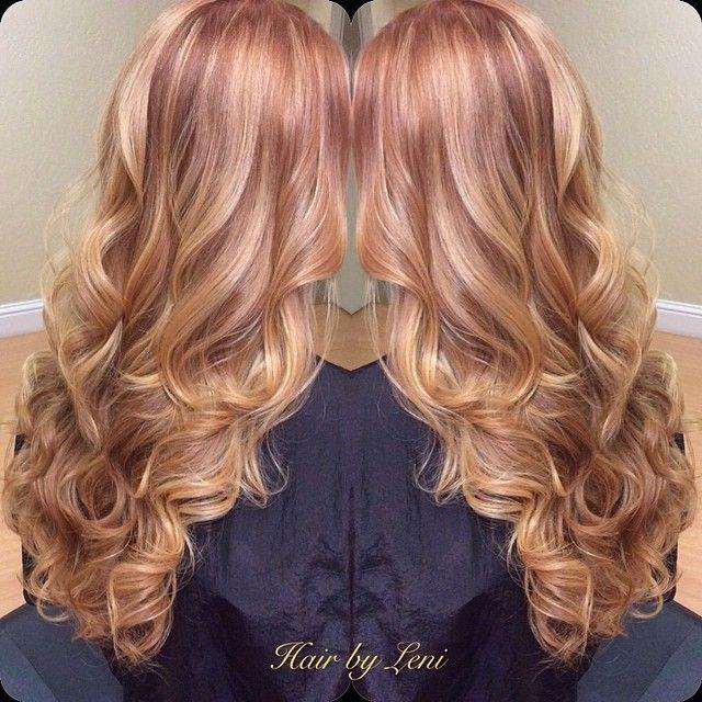 So Pretty Cinnamon Hair Strawberry Blonde Hair Cinnamon Hair