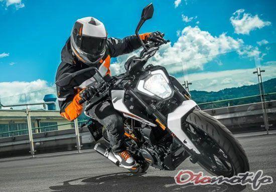 Harga Ktm Duke 250 2020 Review Spesifikasi Gambar Gambar
