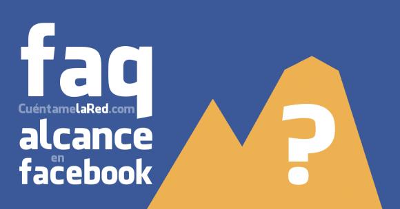 faq alcance en facebook