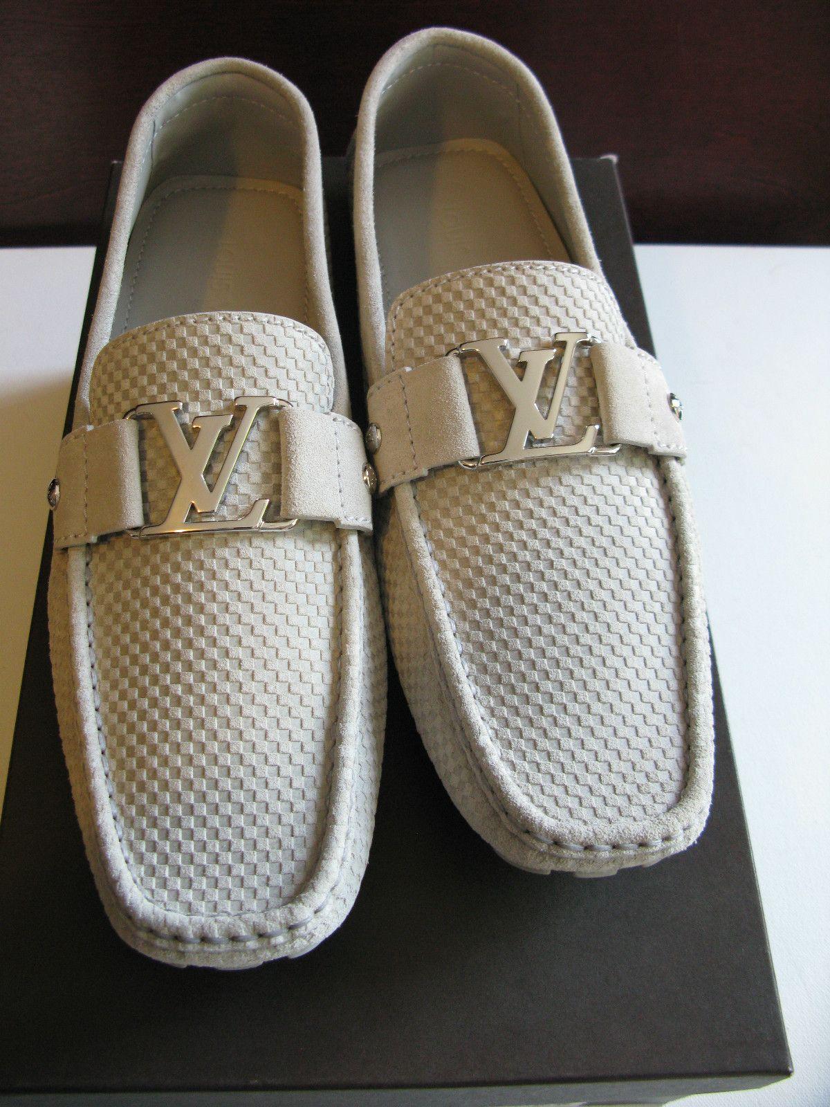 louis vuitton dress shoes loafers