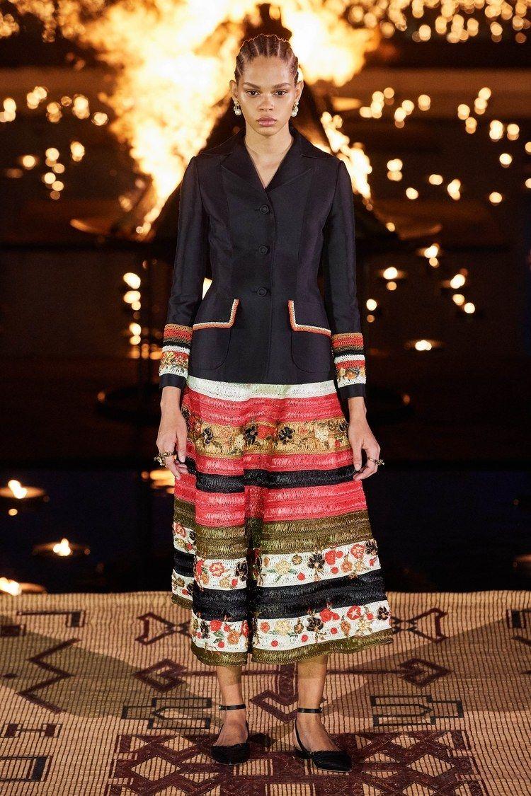 Christian Dior Cruise 2020 – Sfilata di moda | Vogue Paris