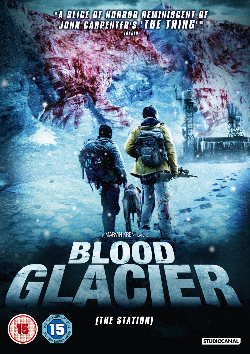 cool Blood Glacier / The Station [2013] *BRrip* Newest