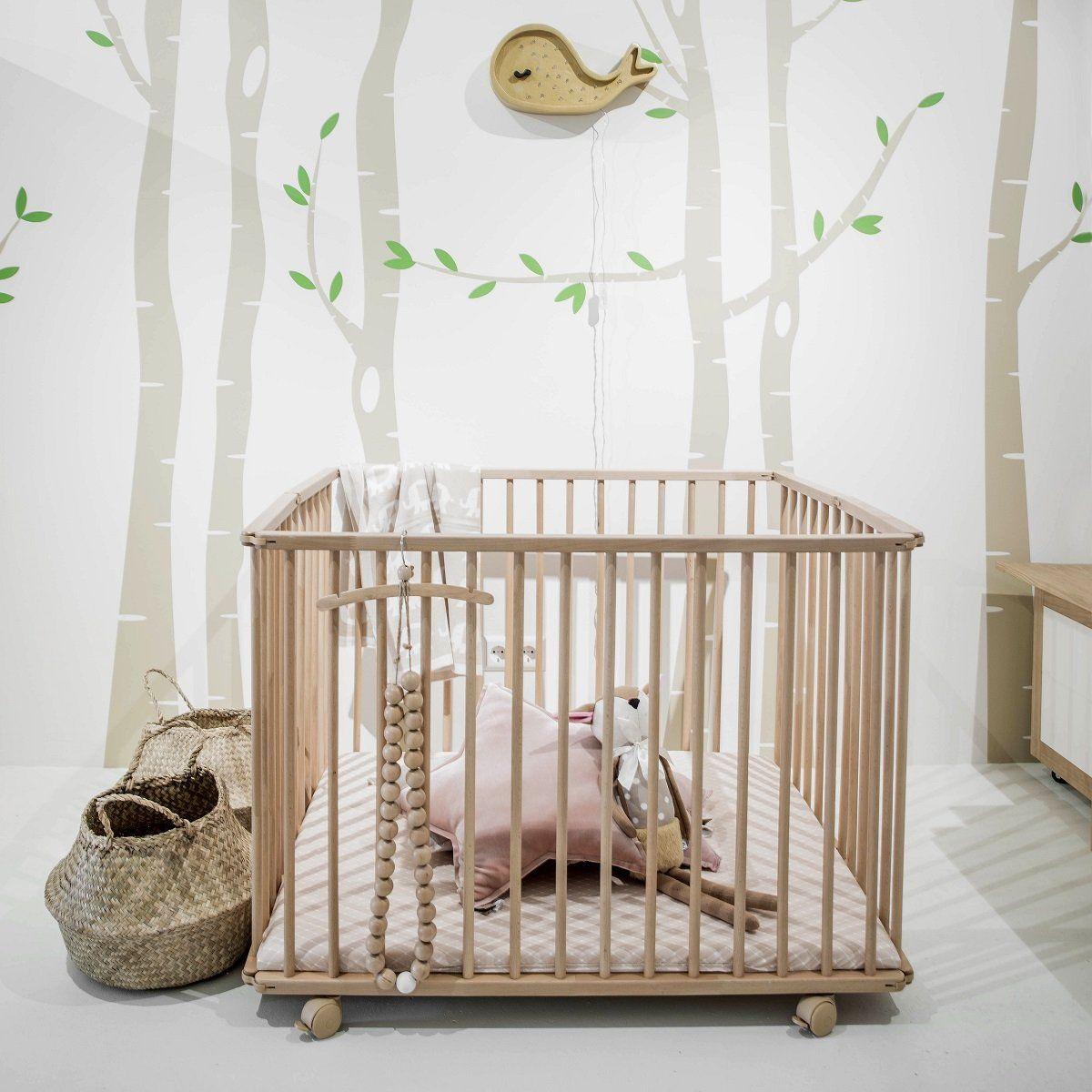 Parc Pour Bebe 76x102cm Tigre Naturel Babykamer Inspiratie Babykamer Babykamer Kopen