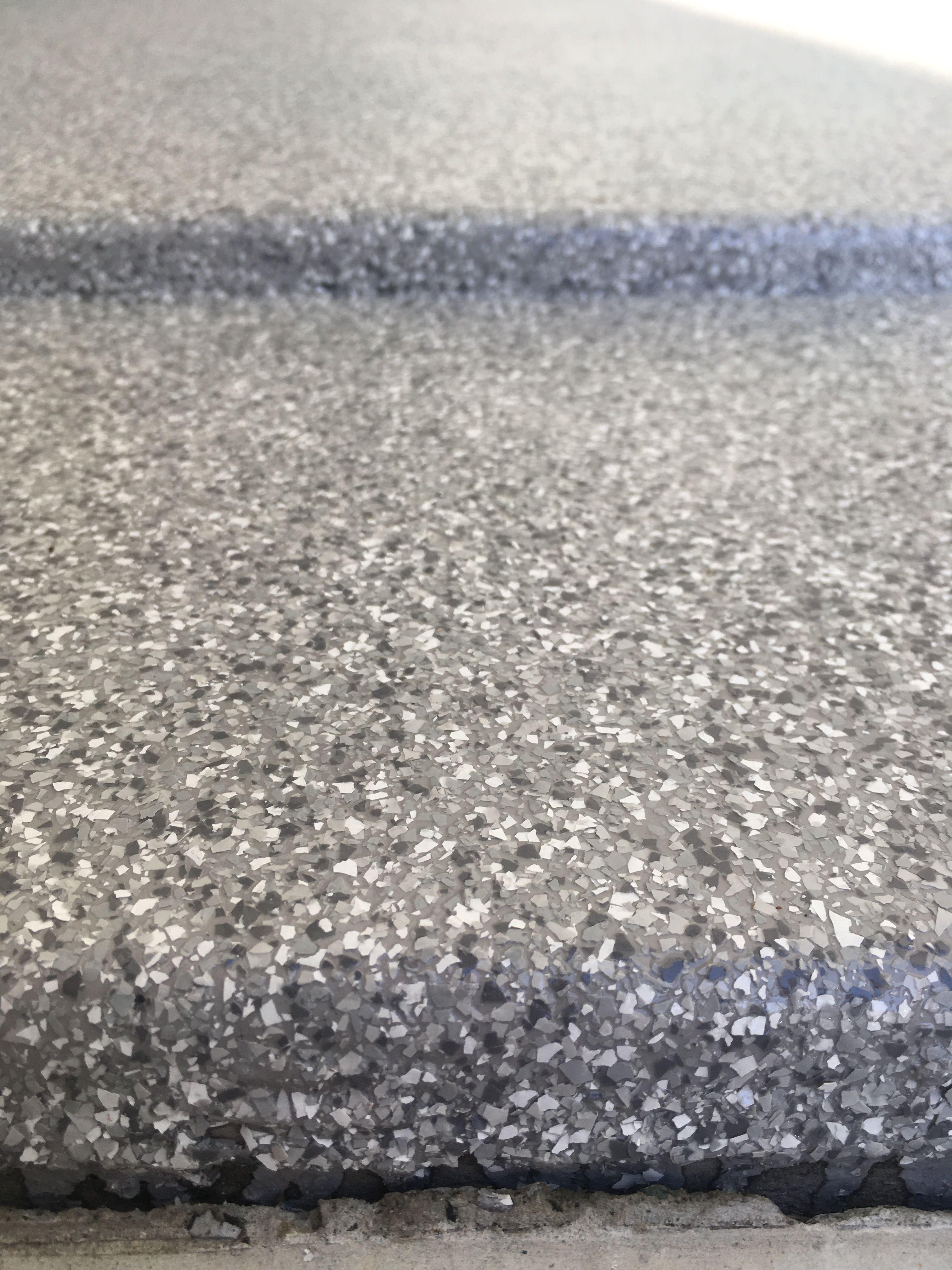 Epoxy Floor Flakes