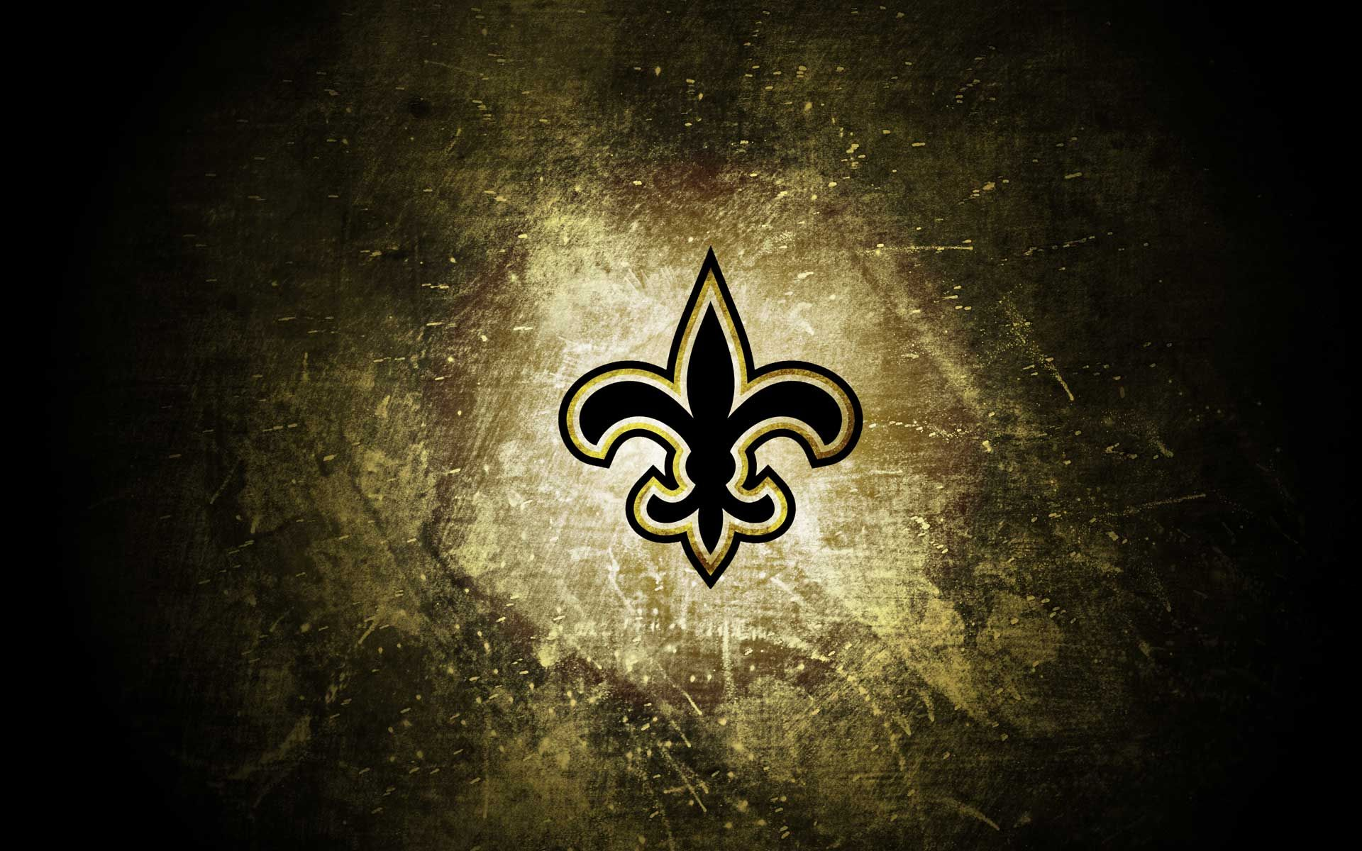 Download New Orleans Saints Logo NFL Wallpaper HD in high
