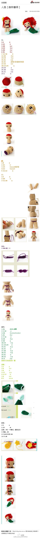 crochet #Mermaid #Doll | Crochet! | Pinterest | Patrones amigurumi ...