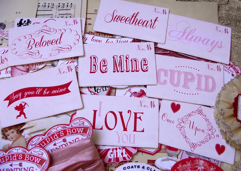 valentine flashcards see valentines at httpkrislhurst