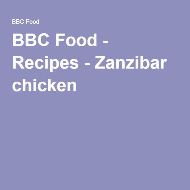 Zanzibar chicken recipe african recipes recipes and food forumfinder Gallery
