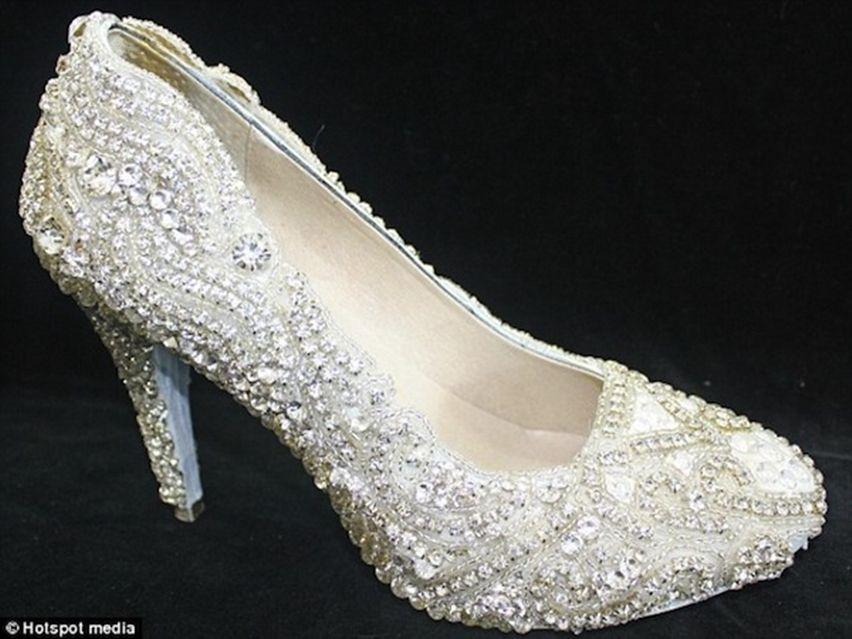 Sapato Mais Caro Do Mundo A Designer De Sapatos Kathryn Wilson