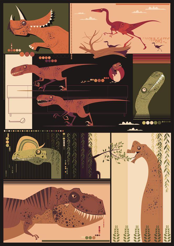 James Gilleard, Futuristic Illustration | Folio illustration agency