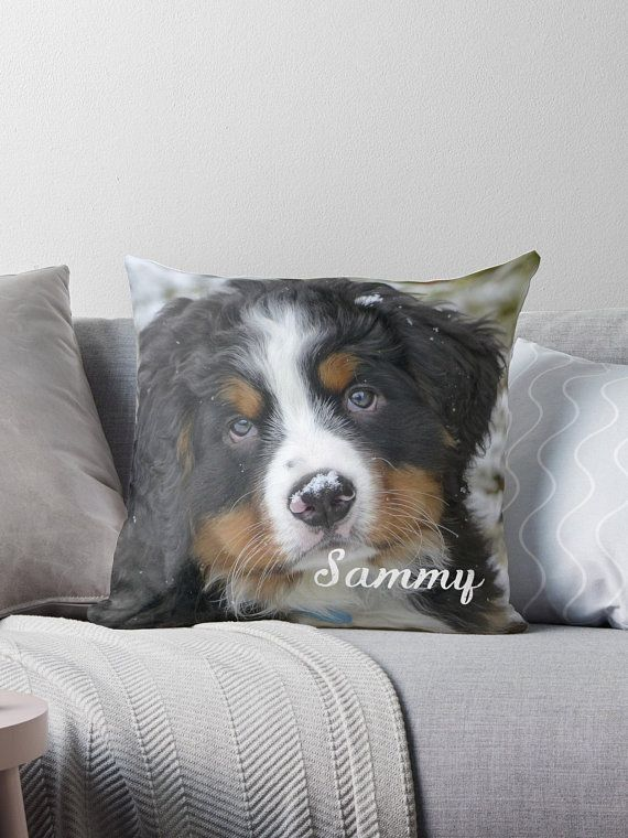 50e86b413211 Pet Photo Pillow 4SMWH - Pet Memorial - Dog Photo Pillow - Pet Memorial  Pillow - Cat Memorial - Custom Dog Pillow - Dog Memorial - Pet Loss