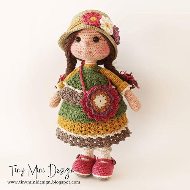 Top 10 Best Amigurumi Doll And Animal Crochet Free Pdf Patterns – Amigurumi  Free Patterns | 640x640