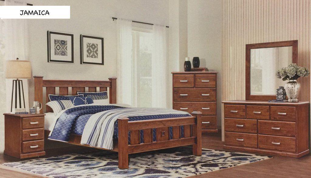 The Jamaica Bedroom Pine Bedroom Furniture Furniture Timber Beds
