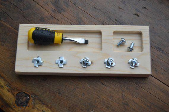 Kleinkind Geschenk-Box / Montessori Schraube Board / Hammer Spiel / Geoboard / Kleinkind / Montessori Spielzeug / Kleinkind Spielzeug