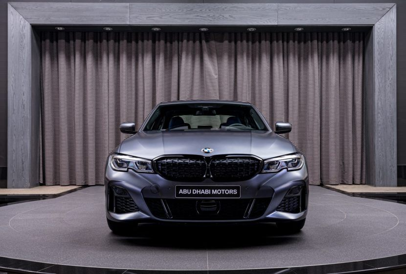 Frozen Dark Grey Bmw M340i Xdrive First Edition Is Quite A Looker Cars Car Bmw Auto Carlifestyle Supercars Mercedes Ford In 2020 Bmw Bmw Performance Bmw Black
