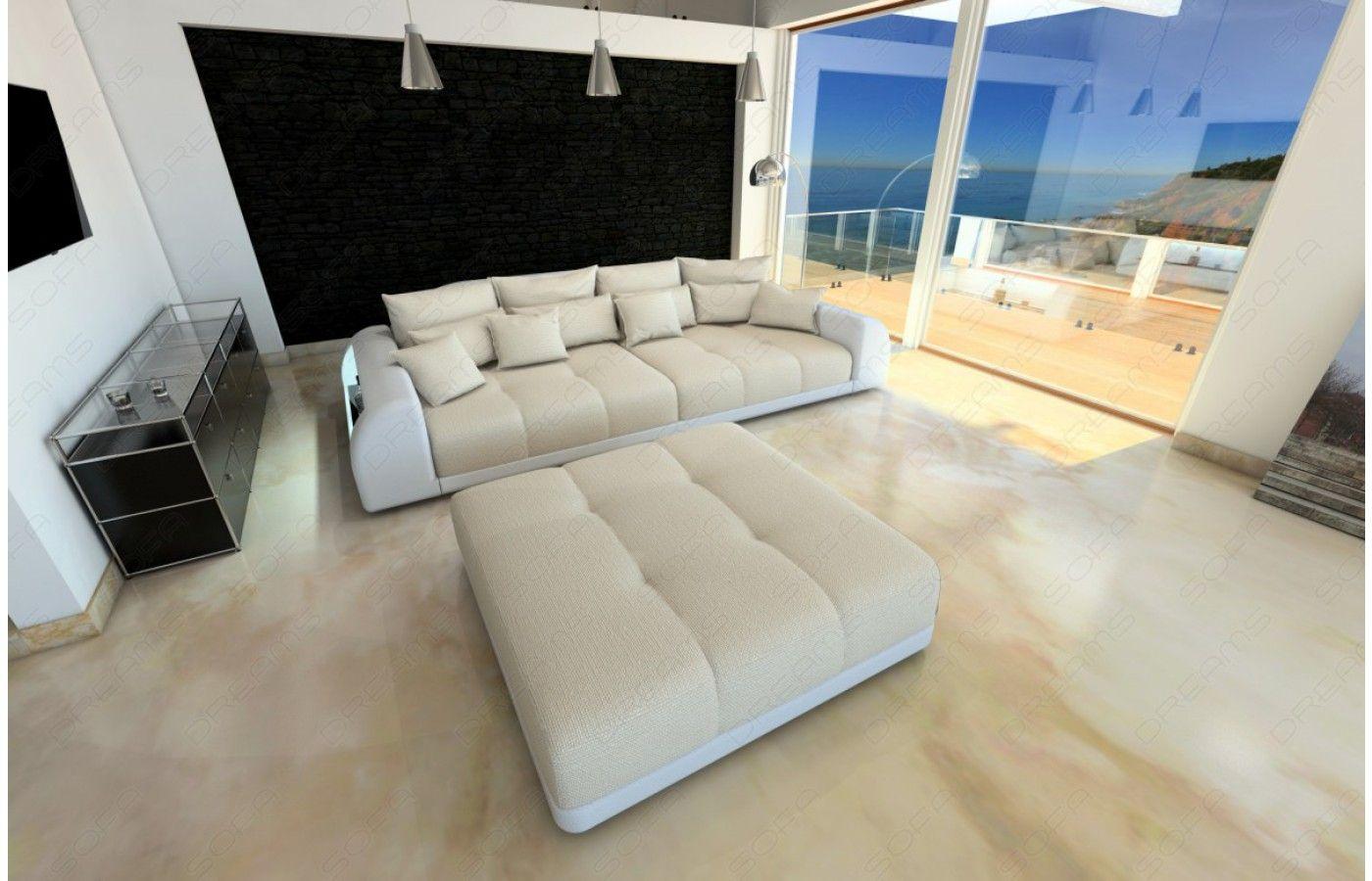 Exklusive Sofas Und Couches design bigsofa mit led beleuchtung exklusiv bei sofa dreams