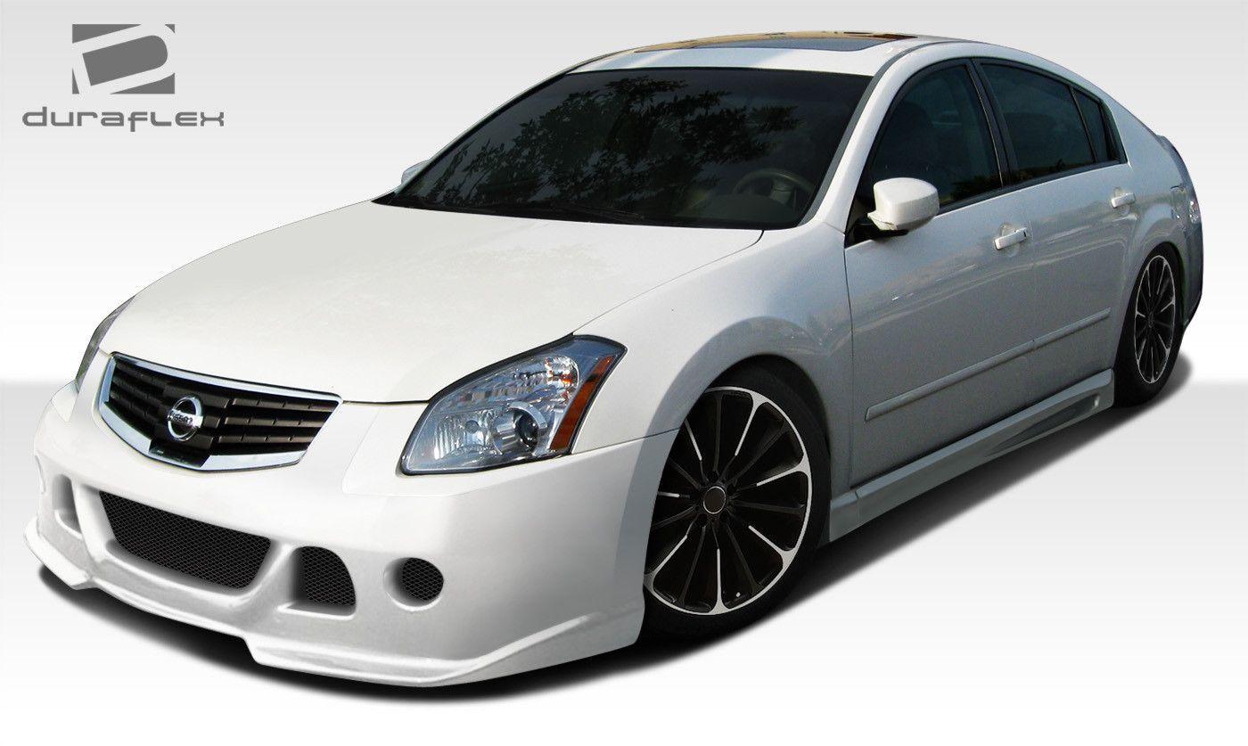 2007-2008 Nissan Maxima Duraflex VIP Body Kit - 4 Piece   Products ...