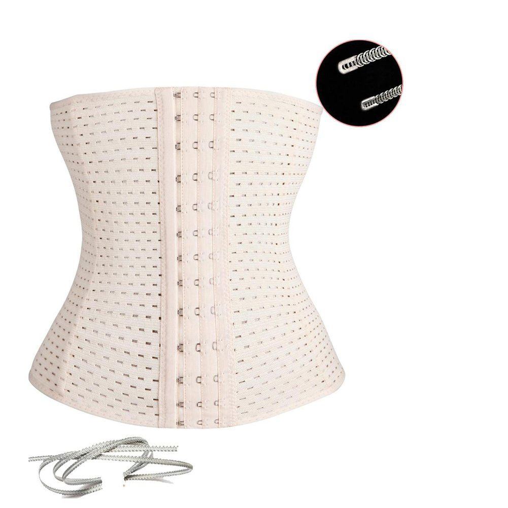 498ec96dbf Queenral Waist Trainer Sport Girdle Waist Training Corset Waist Body Shaper      Details can be found by clicking on the image. (Note Amazon affiliate  link)