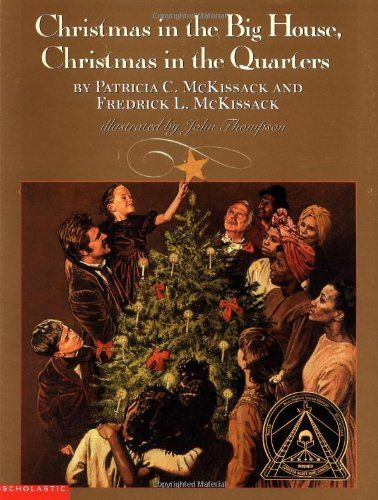Christmas In The Big House: Christmas in the Quarters by Patricia C. McKissack http://www.amazon.com/dp/0590430289/ref=cm_sw_r_pi_dp_vWZivb1AHD2Y9