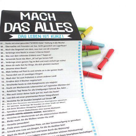 50 Lose Mach Das Alles online kaufen design3000.de