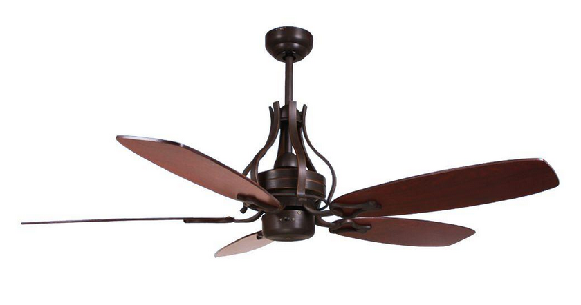 10 Stylish Non Boring Ceiling Fans Ceiling Fan Ceiling Fans Without Lights Decorative Ceiling Fans