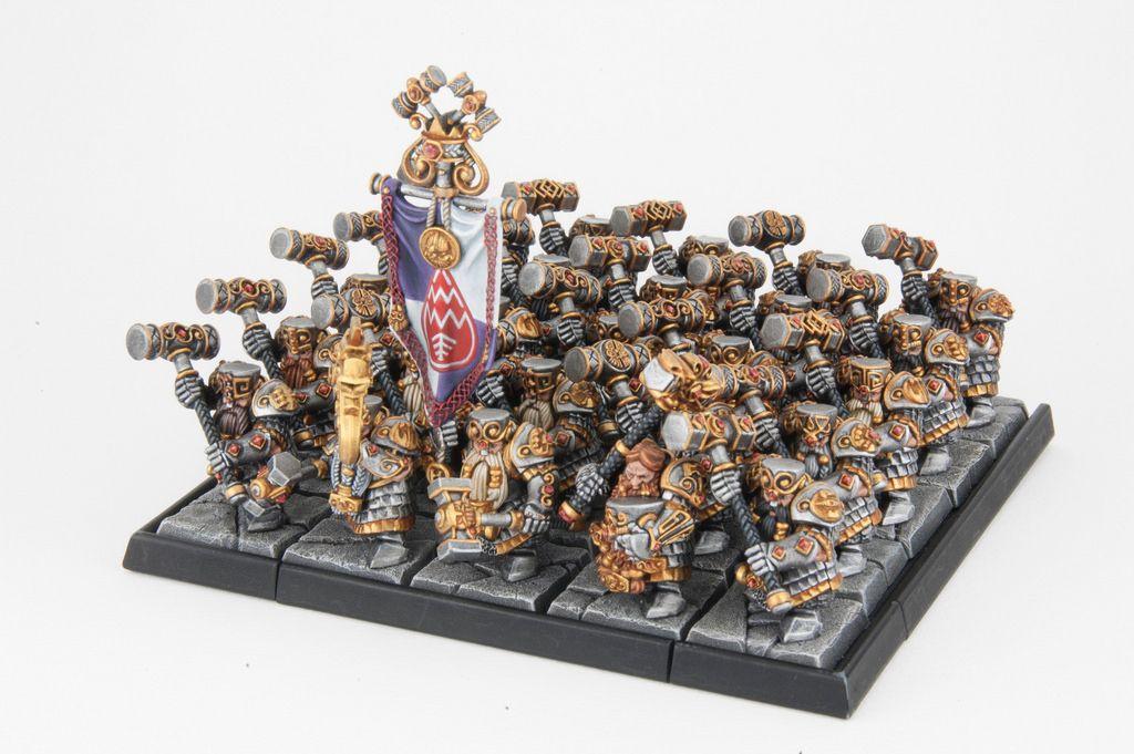 Dwarfs Hammerers Fantasy Dwarf Warhammer Dwarfs Warhammer