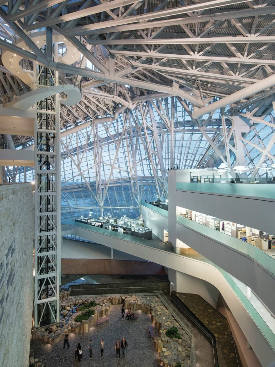 Canadian Museum for Human Rights, Designed by Antoine Predock ...