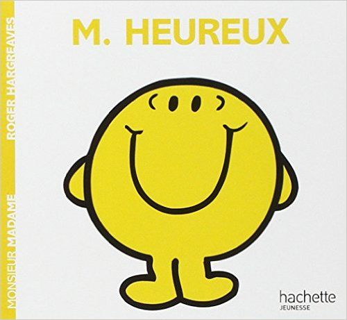 Amazon Fr Monsieur Heureux Roger Hargreaves Livres