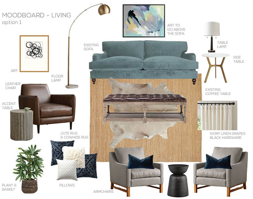 Best A Modern Eclectic Family Room Eclectic Living Room 400 x 300