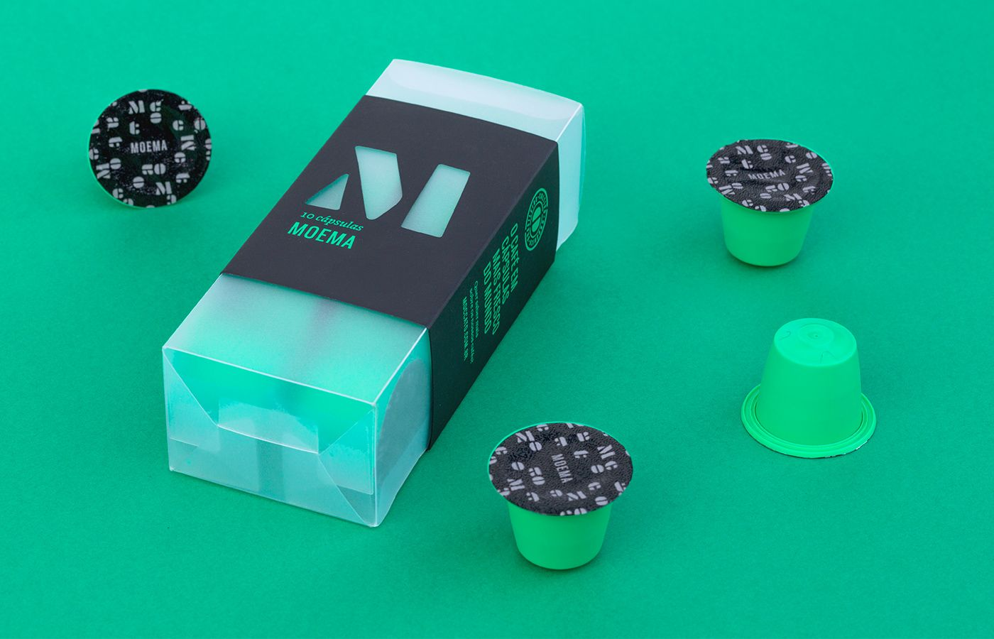 Moccato on Behance