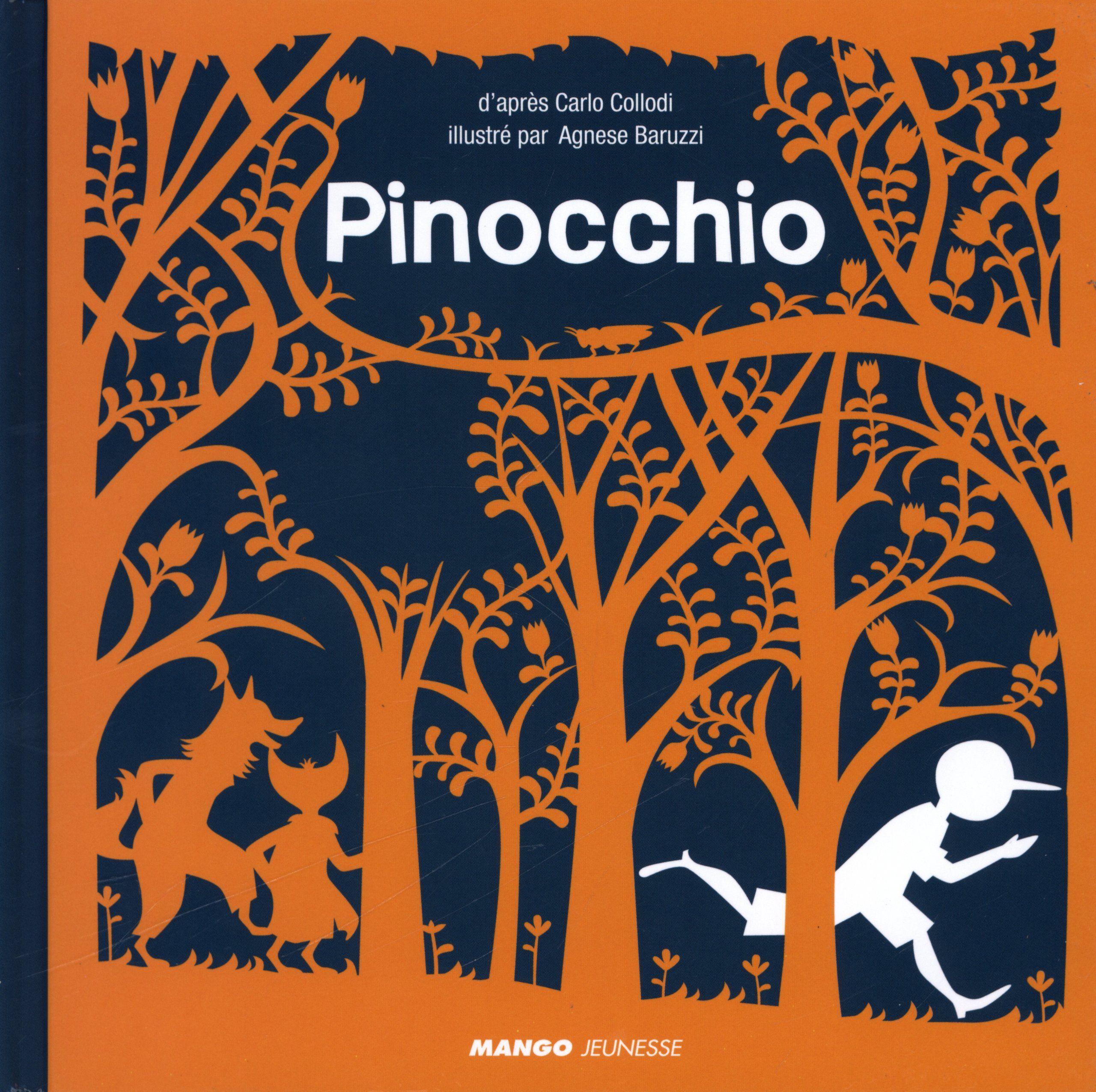 Amazon.fr - Pinocchio - Carlo Collodi, Agnese Baruzzi, Françoise ...