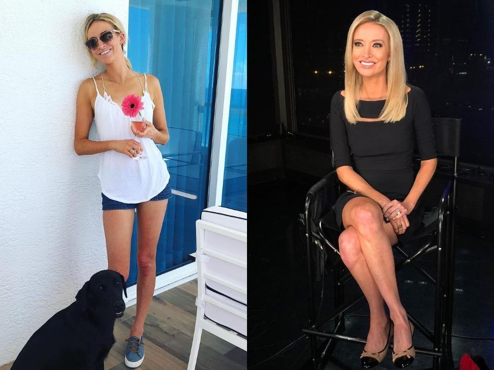 Kayleigh Mcenany Biography Age Height Husband Net Worth Starswiki In 2020 Kayleigh Mcenany American Women Blonde Color