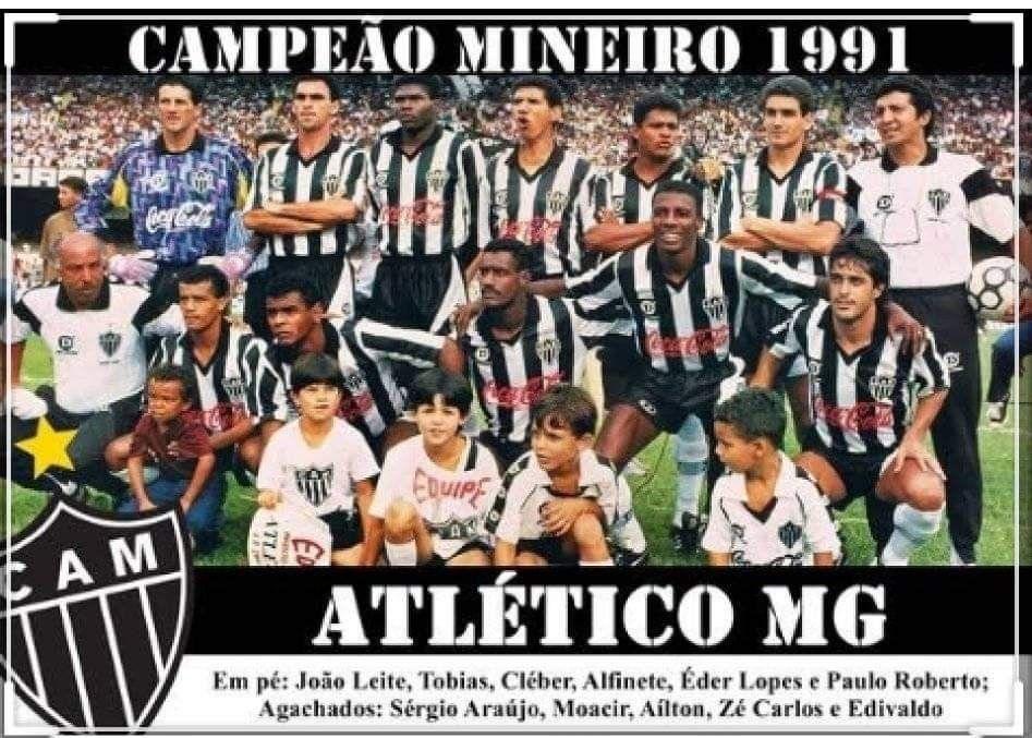 Atletico Mineiro 1991 Atletico Mg Atletico Clube Atletico Mineiro