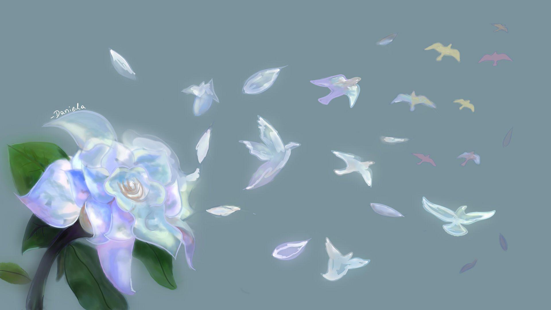 Smeraldo Flower Wallpaper Best Flower Site