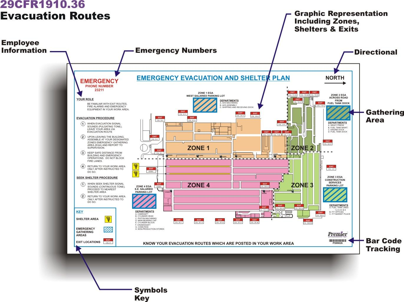 Emergency Exit Plan Requirements Google Search Emergency Evacuation Emergency Plan Evacuation