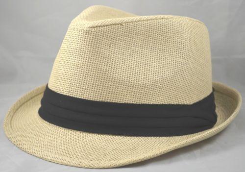 Straw Fedora Natural 64cm 3xl Straw Fedora Mens Straw Hats Fedora