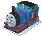 Poot Poot I M A Very Useful Cake Tin Train Cake Thomas Train Cake Birthday Cake Toppers