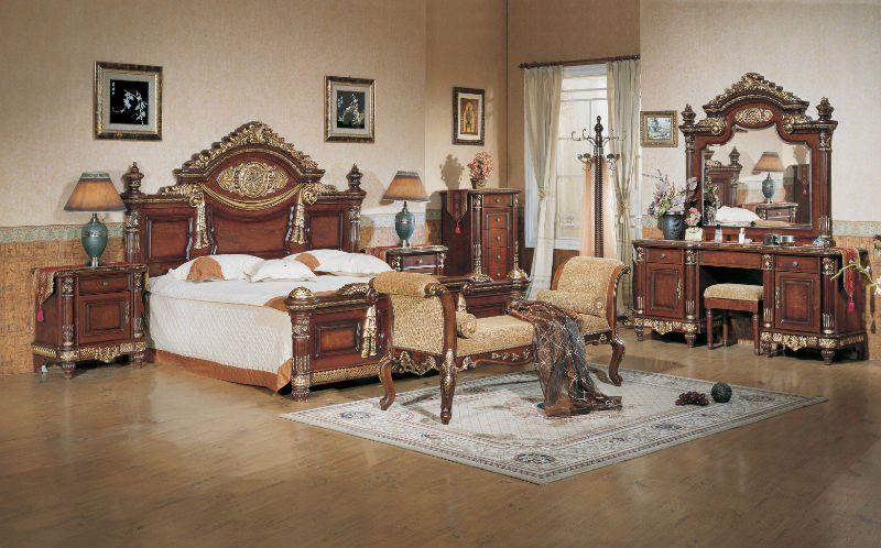 European Classic -Bedroom furniture set | Future plans | Pinterest ...