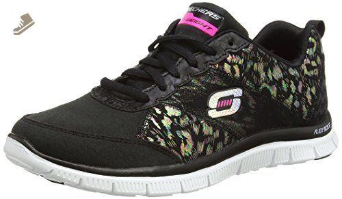 Breathe-easy, Sneakers Basses Femme - Gris (tpe), 36 EUSkechers