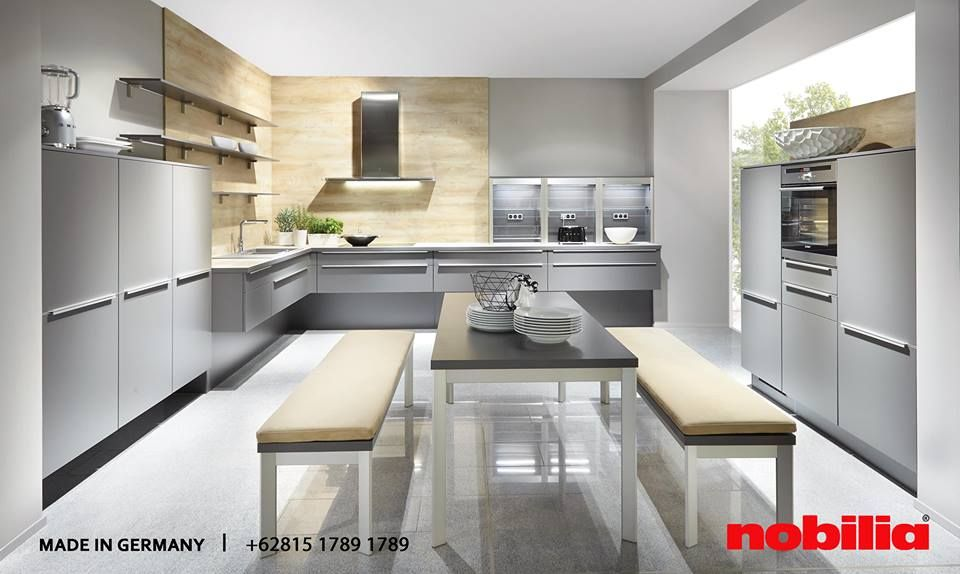 Nobilia Kitchen Well done kitchens can be
