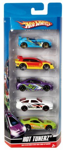 Hot Wheels 5 Car Gift Pack (Styles May Vary) - Find Me The Cheapest Price: $3.05