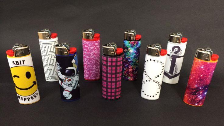 Wrap My Lighter designs. | Lighter Designs | Pinterest