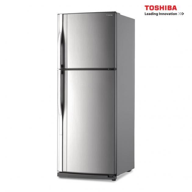 Toshiba 313l Hybrid Plasma 2 Door Refrigerator Gr S39md