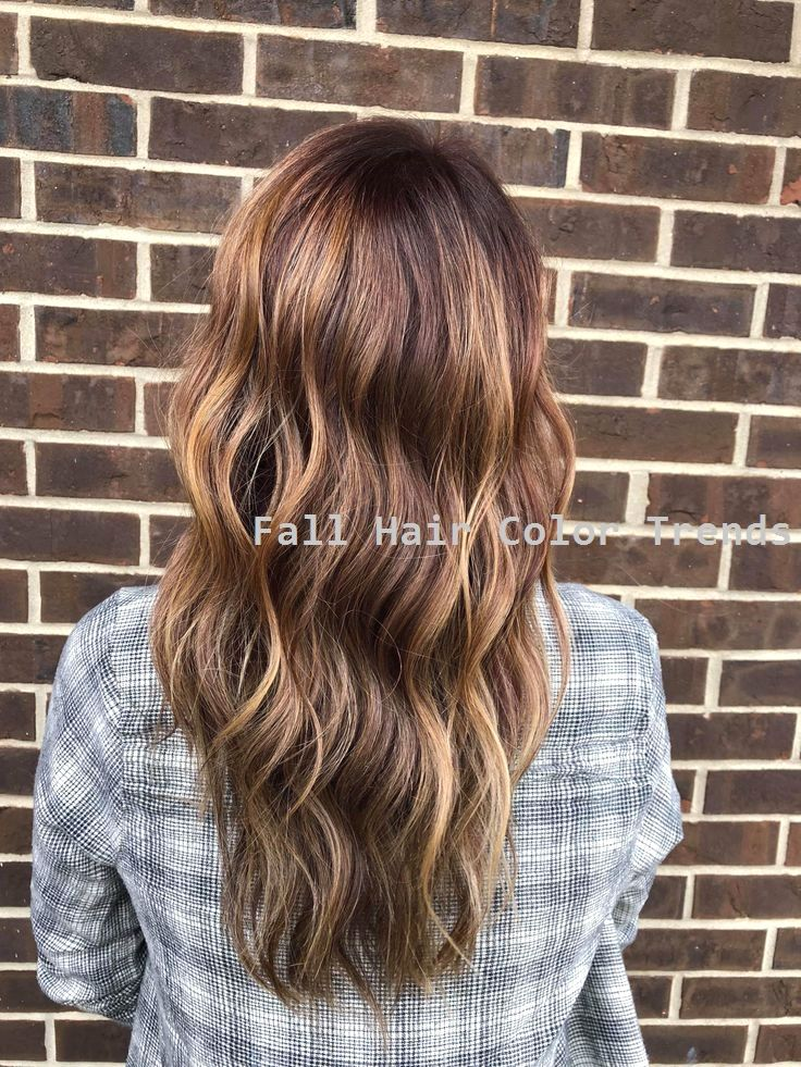 Red Shadow Root #fallhaircolorforbrunettes